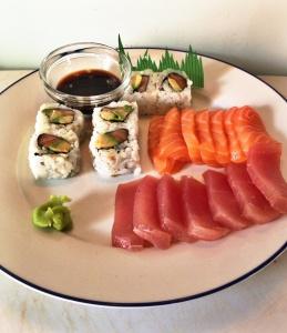 Sushi van AH XL