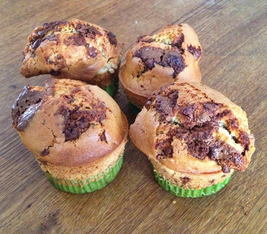 Makkelijke muffins uit de Airfryer